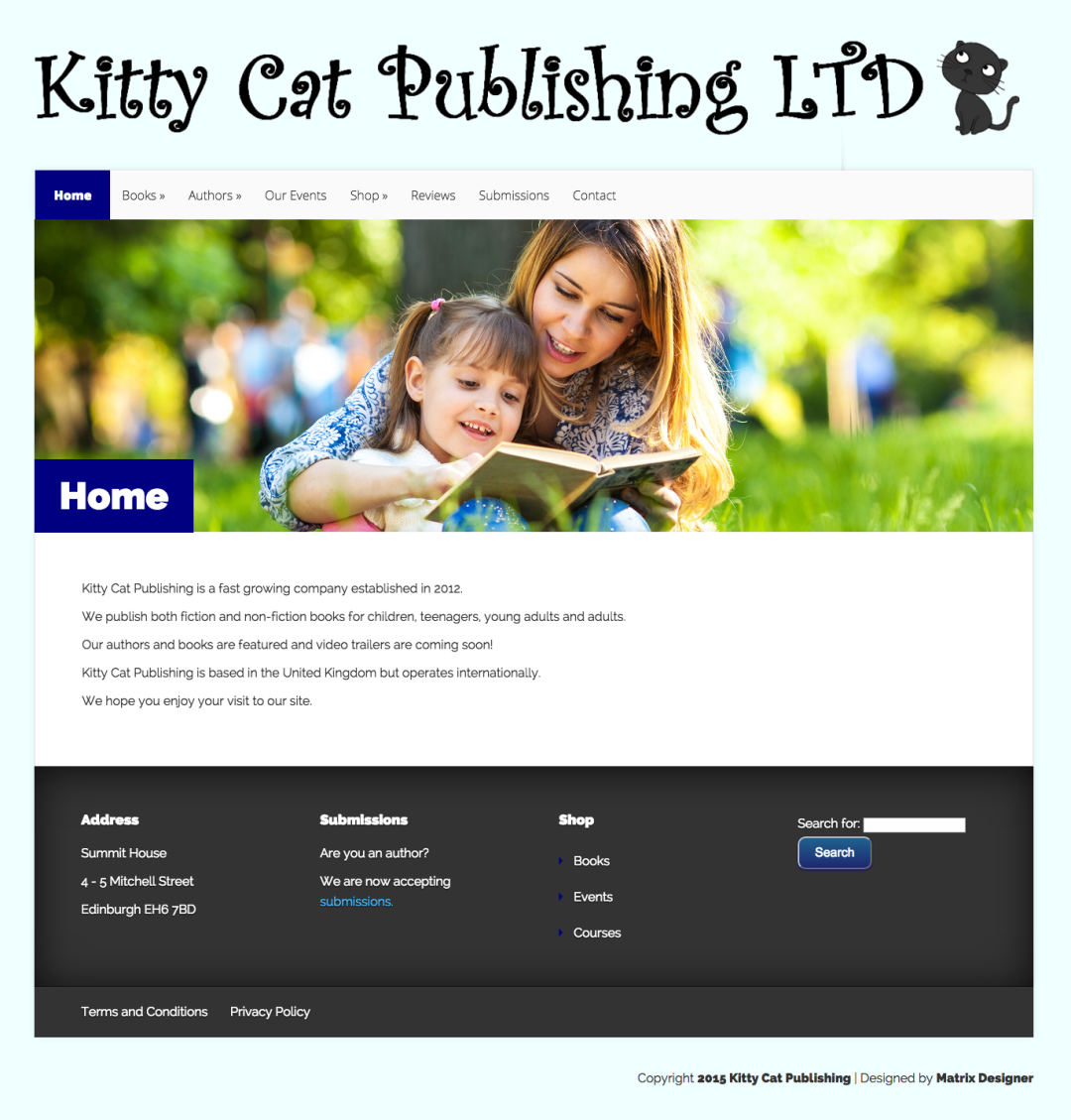 Kitty Cat Publishing