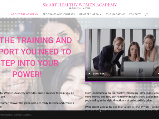 Smart Healthy Women Academy