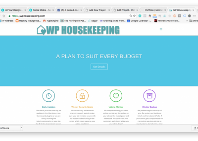 WP Housekeeping