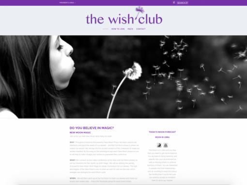 The Wish Club Members